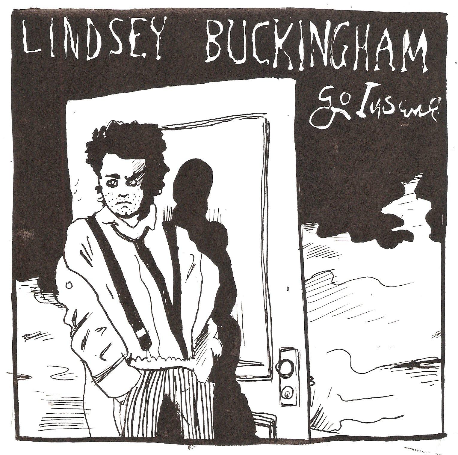 Robert Dayton: Lindsey Buckingham- Go Insane