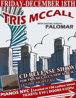 TRIS MCCALL