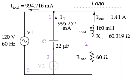 THE ELECTRIC ONLINE: Power Factor of Calculation