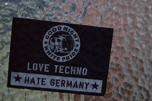 History is made at night: Anti-National: Love Techno, Hate ...