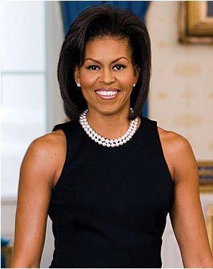 Excellent Fashion And Gossip Of Stardoll Michelle Obama39S New Hairstyle Short Hairstyles Gunalazisus
