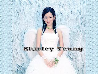 Just TVB Artist: Shirley Yeung Wedding Shot