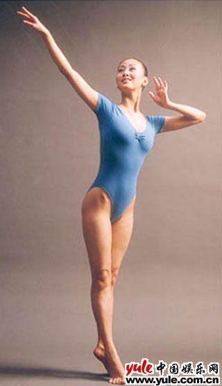 Artist Nude Tang Jia Li Chinese Top Dancer Model-5842