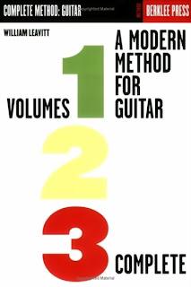 william leavitt a modern method for guitar pdf