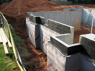 Crawl space foundation vs slab foundation for Crawl space slab