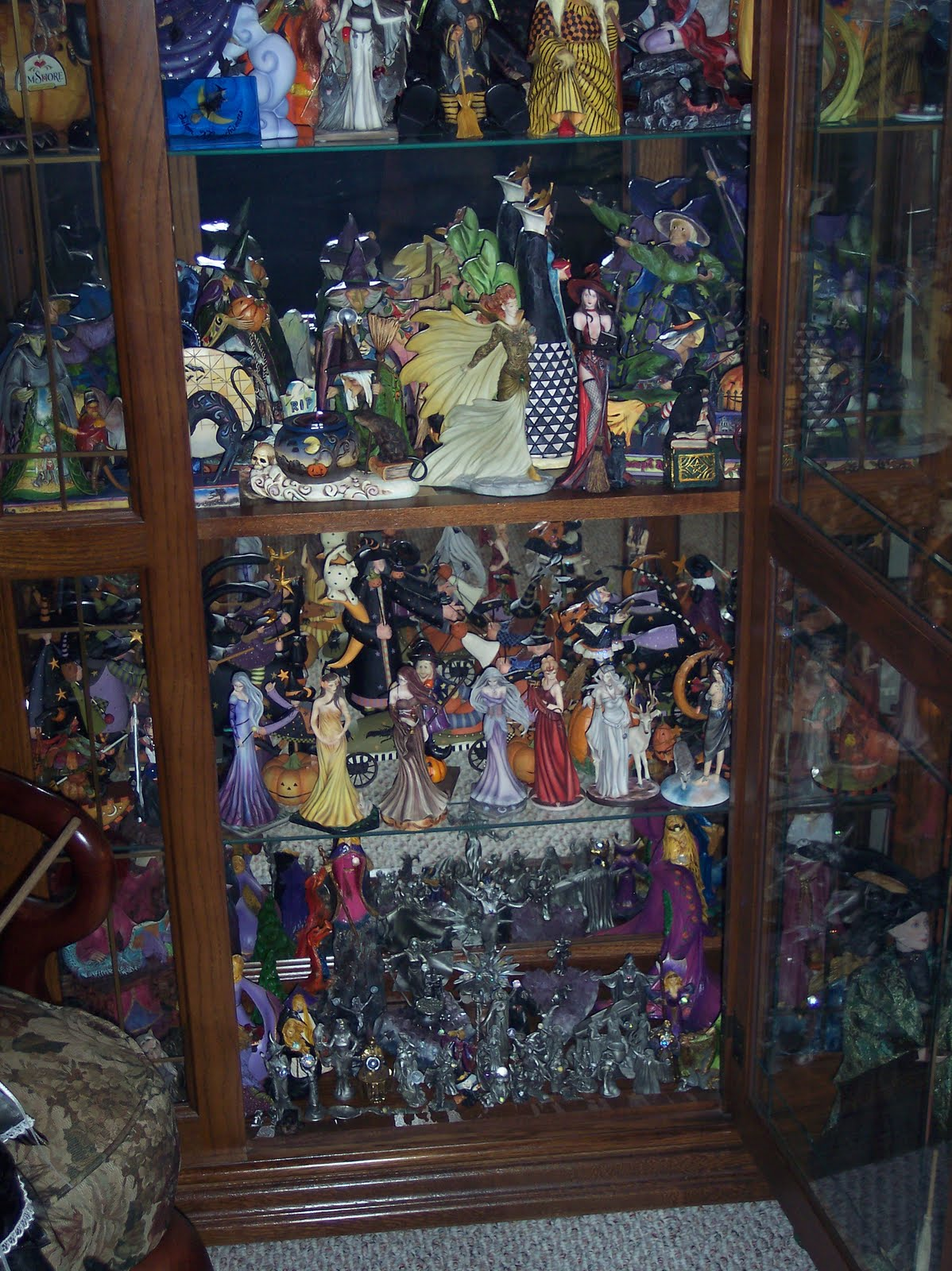 Moonstruck Gifts Decorating Ideas More Witch Collector S Open