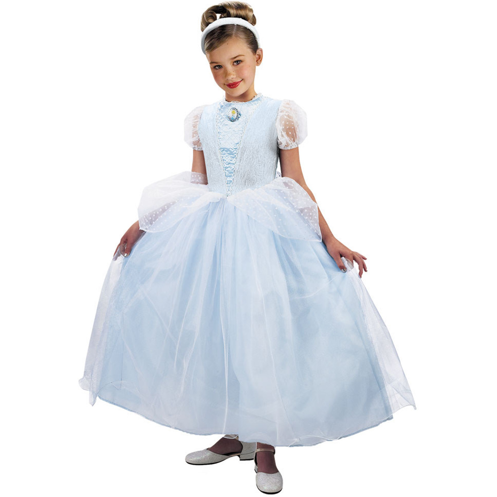 cinderella dress for kids - photo #3