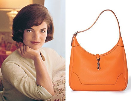 Hermes Creates Jackie Kennedy Handbag