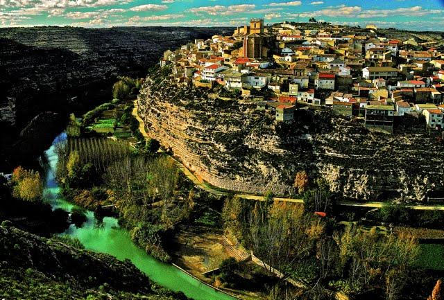 Cuenca, entre Hoces.