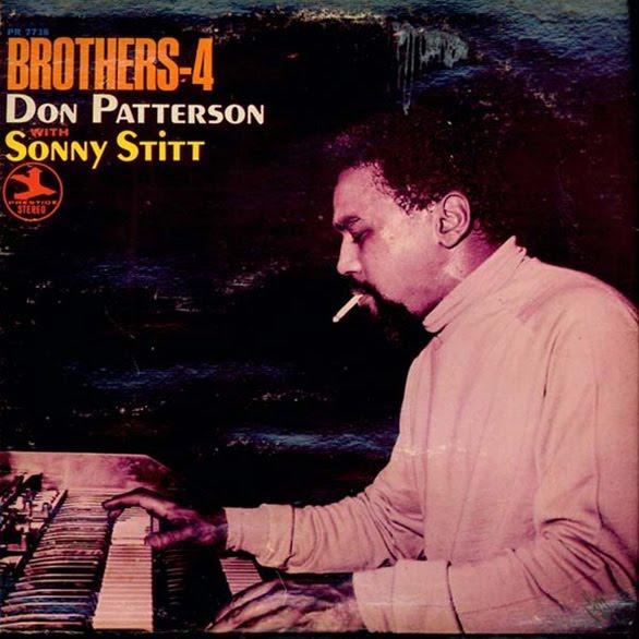 Thank You Bob Weinstock: PR 7738 Don Patterson