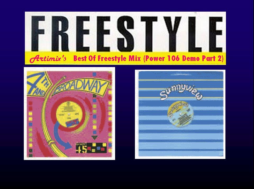 80s Freestyle Mix – Articleblog info