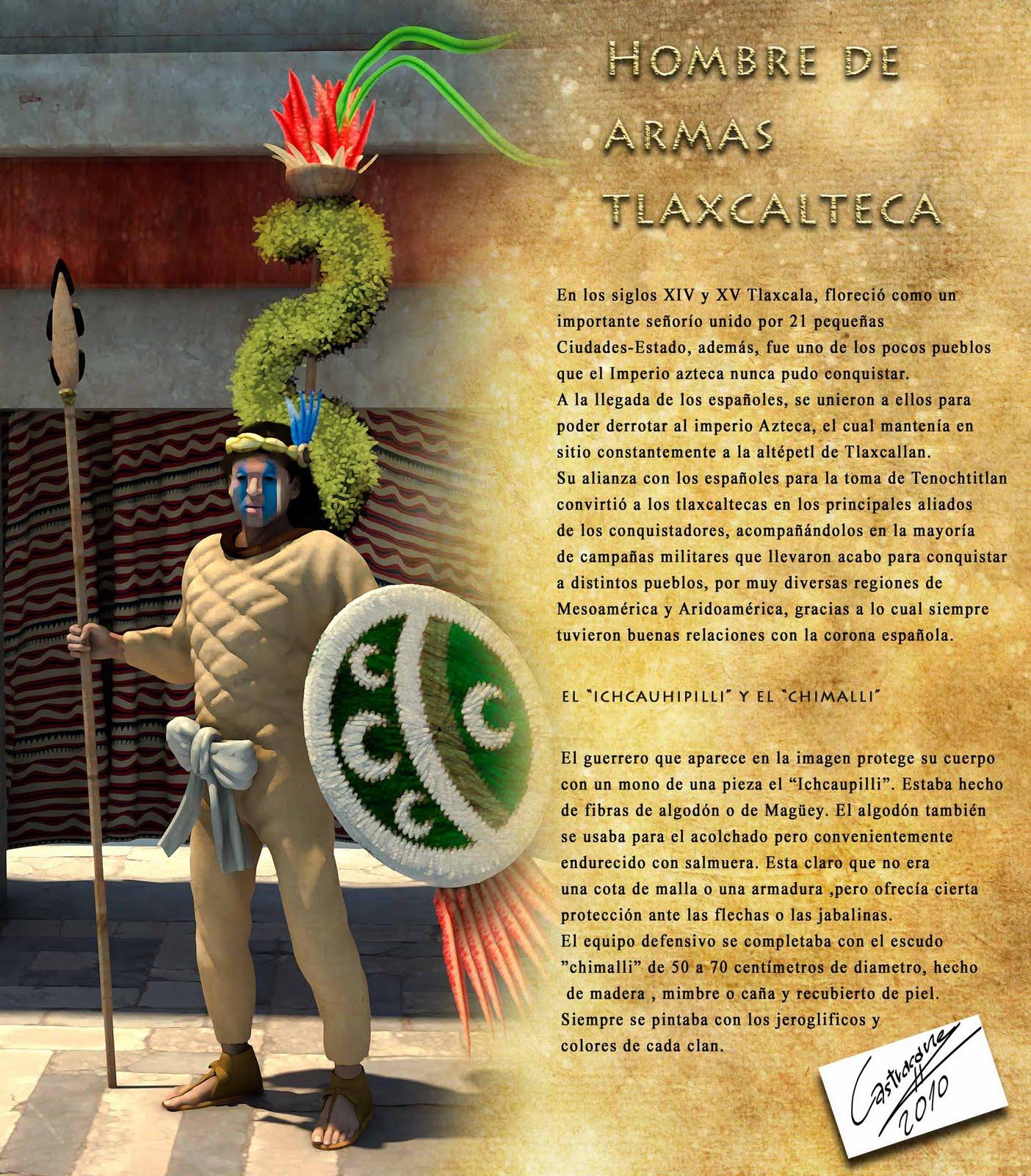Milites Guerrero Tlaxcalteca