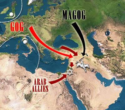 Gog y Magog breve explicación