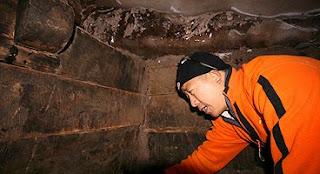 investigadores chinos arca Noé