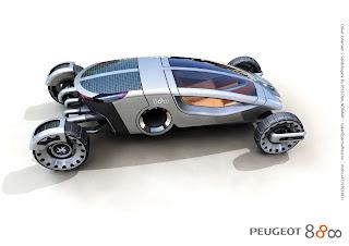 Auto deportivo del futuro