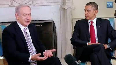 Ministro de Israel y Obama
