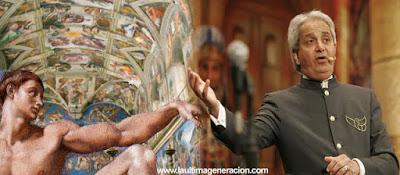 Benny Hinn en el Vaticano.