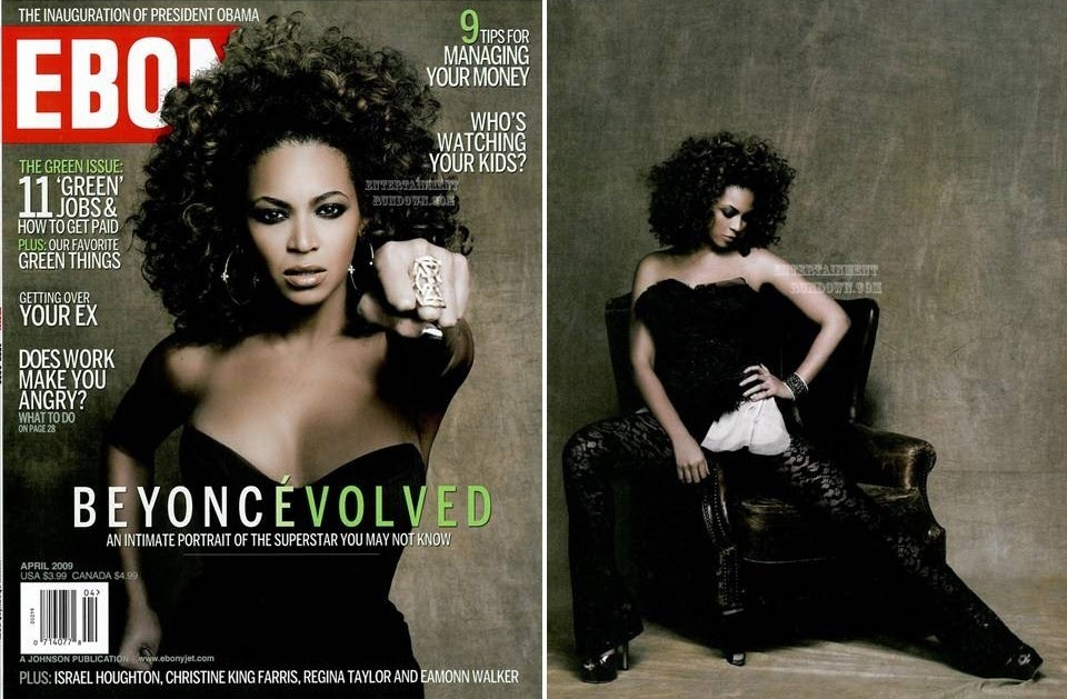 Beyonce On The Cover Of Ebony 103