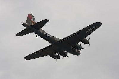 "B-17G-85-VE Fortress #44-8846 ""Pink Lady"""