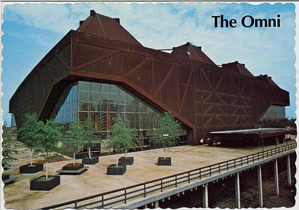 Historic Atlanta The Omni
