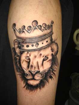 Latin King Tattoo Symbols : latin, tattoo, symbols, Flower, Tattoos:, Designs, Photos:, Crown, Tattoo, Symbol
