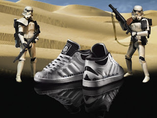 Adidas - Star Wars Collection 2010.