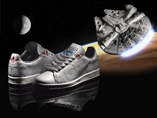 Небезызвестный бренд Adidas запустил коллекцию Star Wars 2010, созданную...