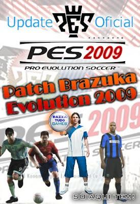 2011 PES NOVOS TALENTOS 2009 PARA BAIXAR PATCH PC