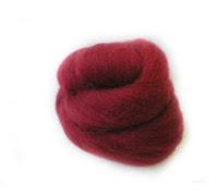 lã penteada - tingida ref.:B 27-013