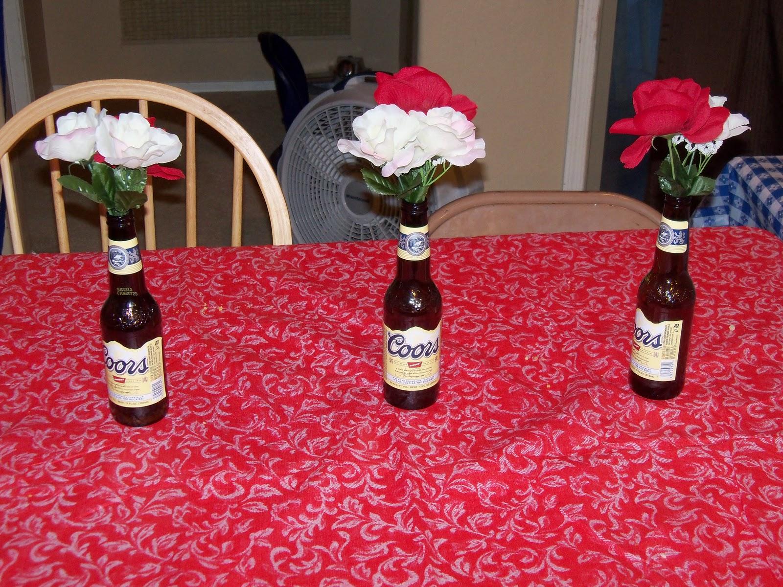 The Creative Party Mom White Trash Birthday Bash