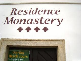 Монастыри Праги