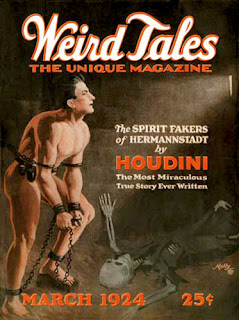 Weird Tales Marzo 1924