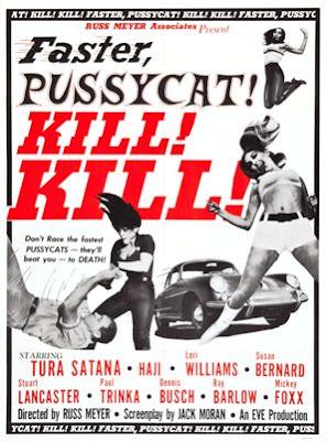 una de las películas más famosas de Tura Satana
