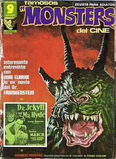 Famosos Monsters del Cine / Entrevista a Mae Clarke
