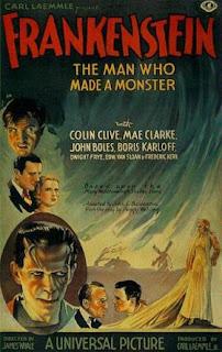 Frankenstein / Poster