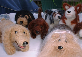 My Kennel of Dog Sculptures