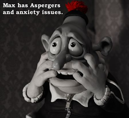 Life with Aspergers: Movie Review: Mary and Max