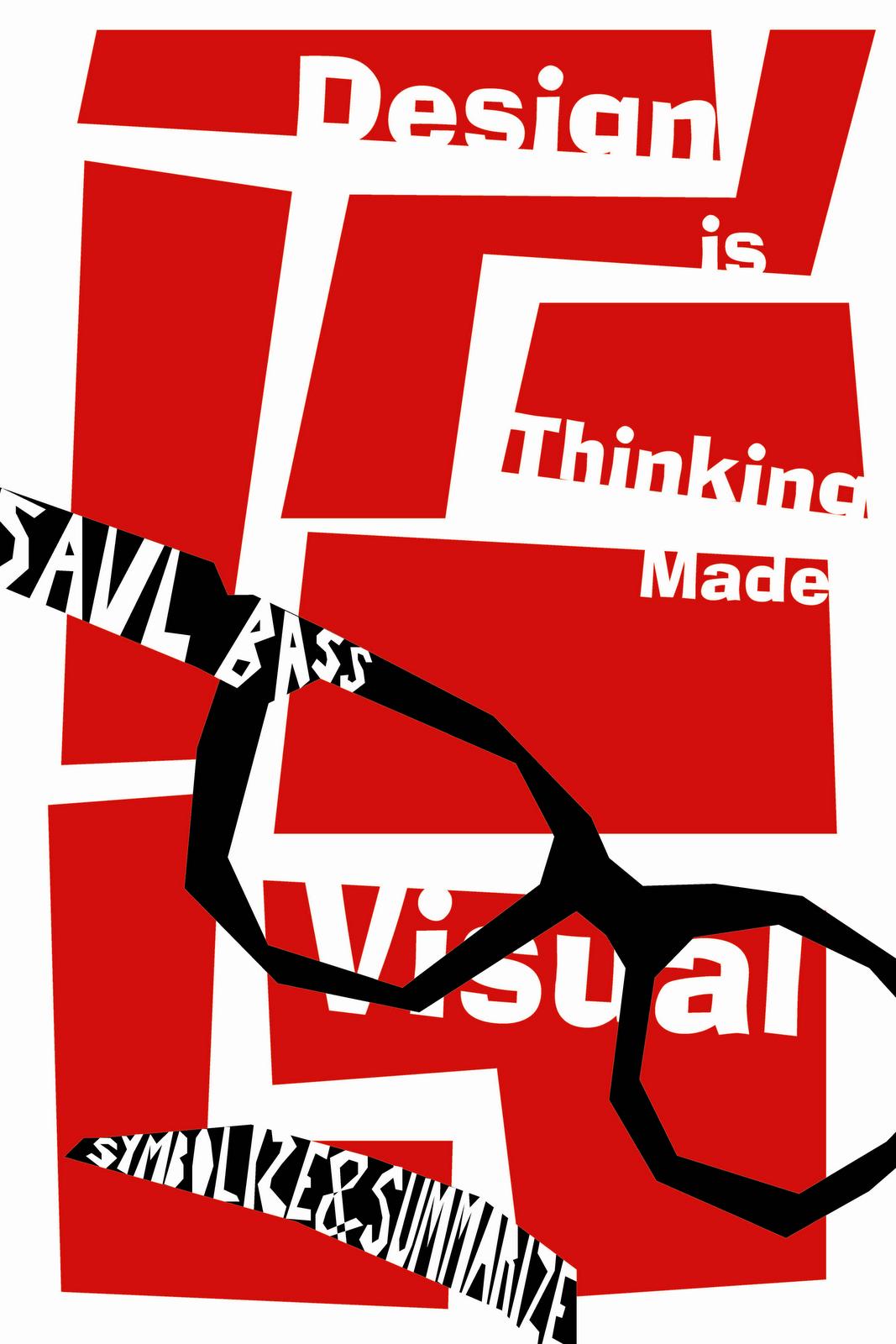 Matt Pisano: Saul Bass Poster
