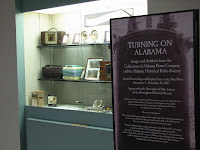 Turning On Alabama exhibit