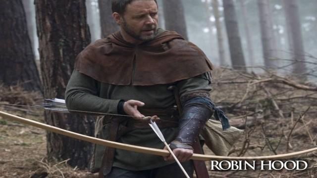 Russell Crowe Robin Hood Wallpaper