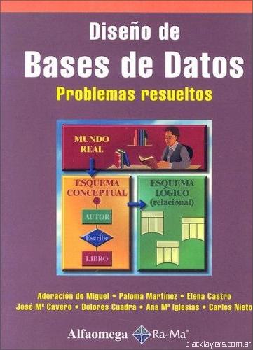 diseño de bases de datos | freelibros