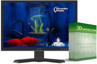 Dream aquarium 3d screensaver v1 0 acuario virtual en tu - Dream aquarium virtual fishtank 1 ...
