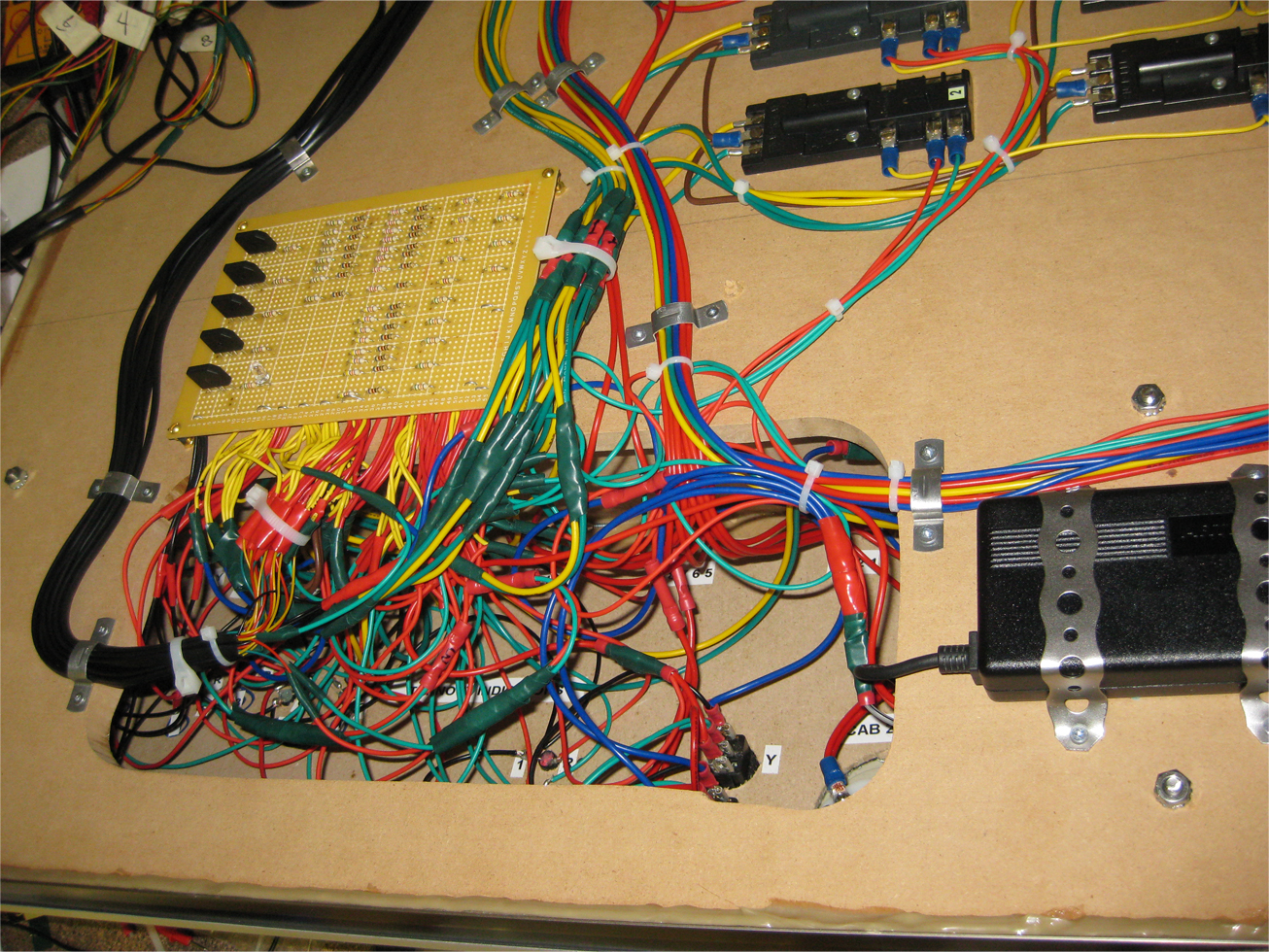 boat wiring leds wiring leds train layouts ty's model railroad: holiday wiring - part i