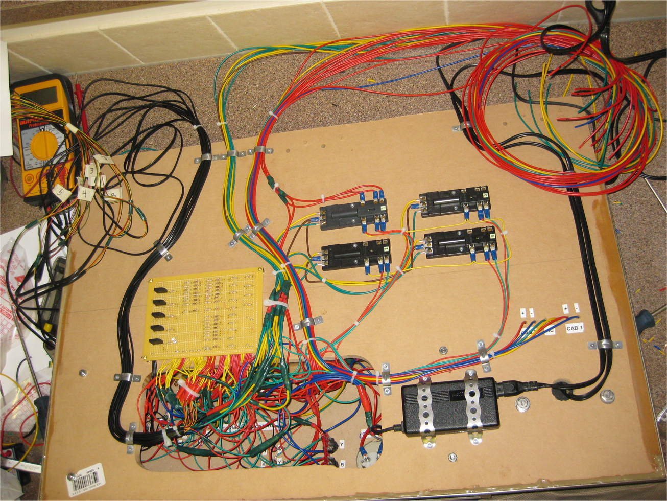 ho model train block wiring http tysmodelrailroad blogspot com 2011 [ 1306 x 980 Pixel ]