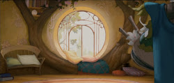 enchanted backdrop empty cottage inside disney animation backgrounds interiors scenery giselle forest animated crossover fanpop venture ll bedroom cottages 2007