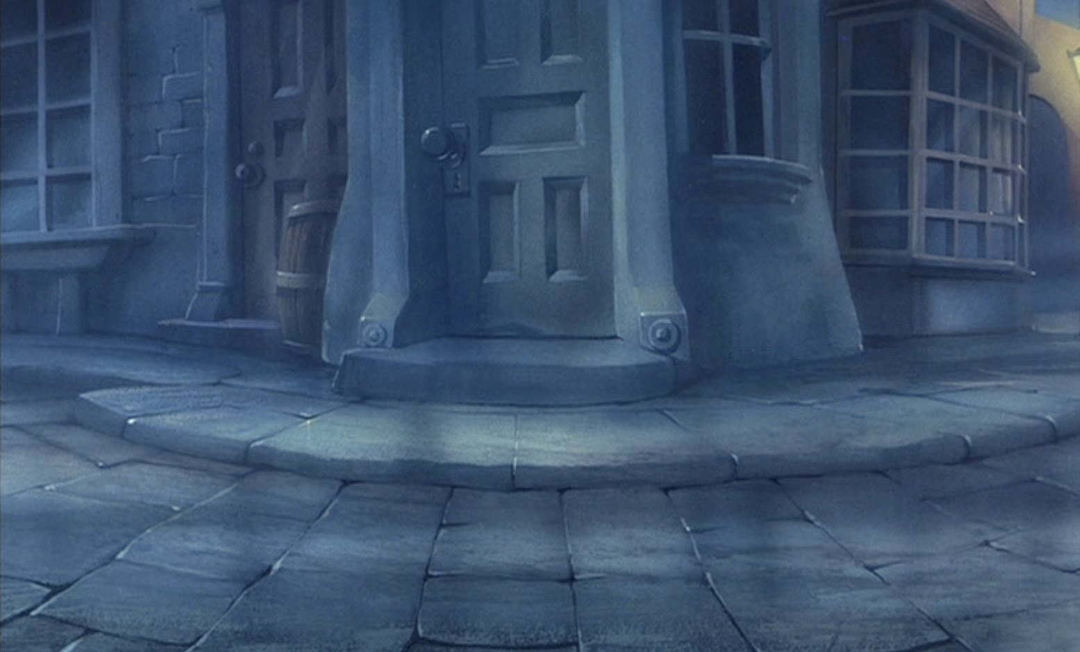 Animation Backgrounds The Great Mouse Detective
