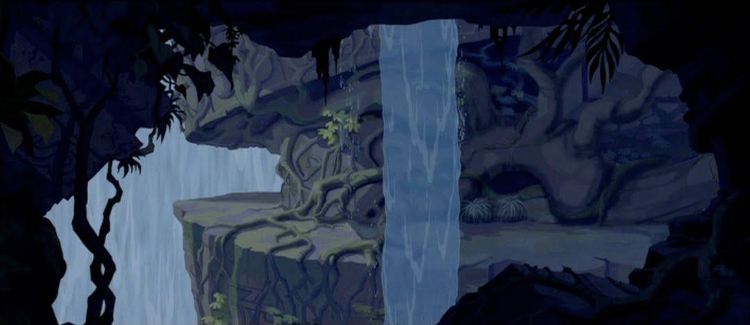 Animation Backgrounds: ATLANTIS