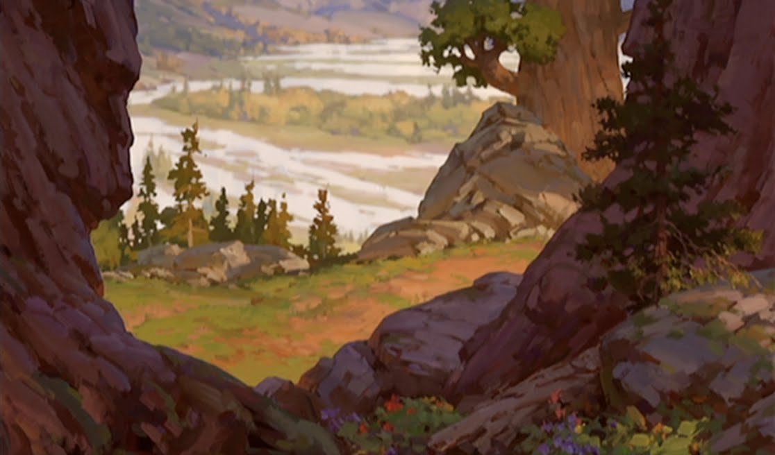 God Animation Wallpaper Animation Backgrounds Brother Bear