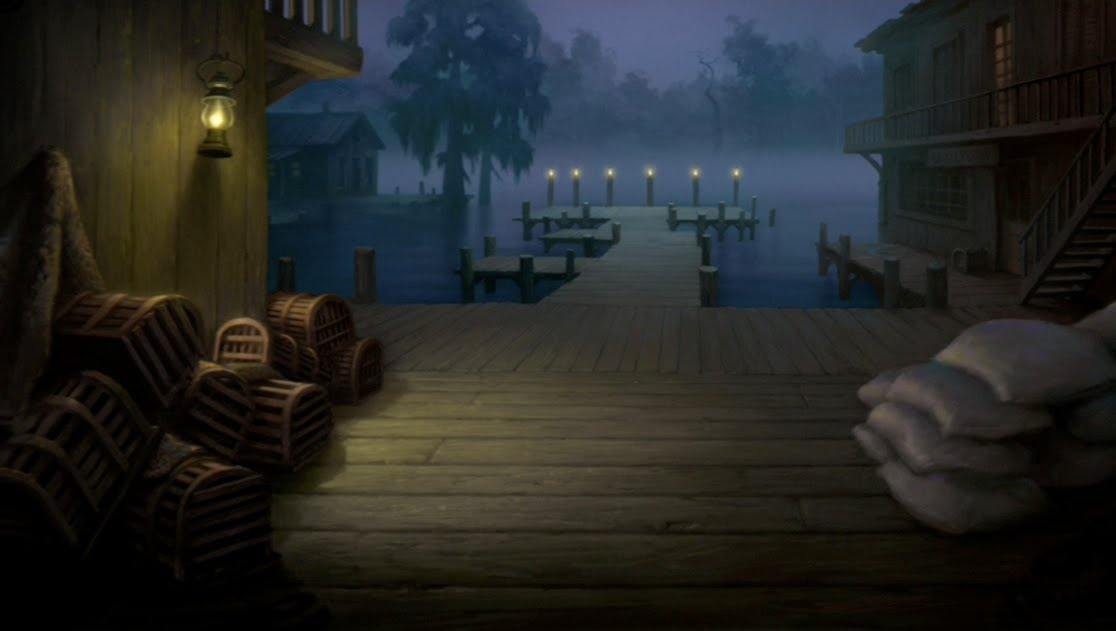 Animation Backgrounds More From The Princess And The Frog