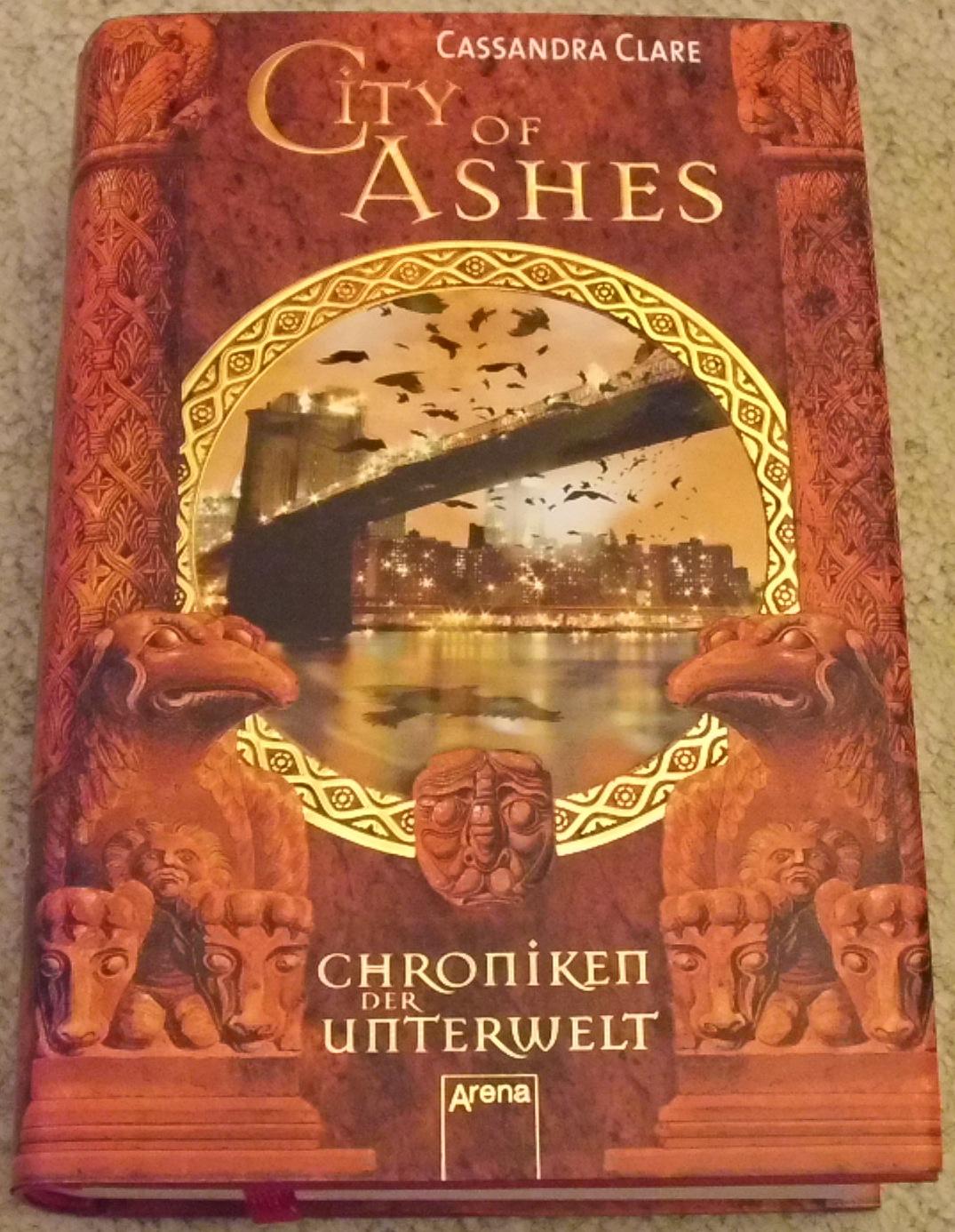 Chroniken Der Unterwelt City Of Ashes